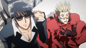 Trigun the Movie - Badlands Rumble_1_2