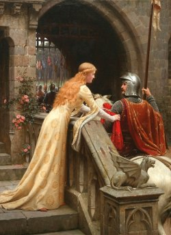 God-Speed-Edmund-Blair-Leighton-1852-1922