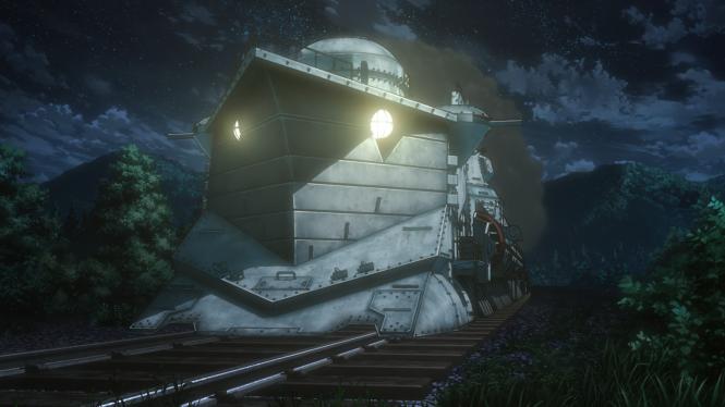 Koutetsujou no Kabaneri - The Iron Fortress