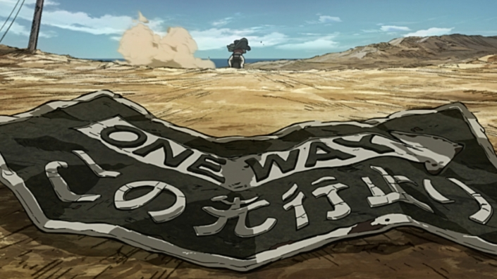 Image result for megalo box end