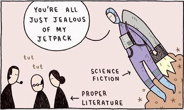 """You're all just jealous of my jet pack"""